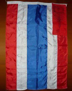 2303_ผ้ายันต์ธงพิชัย พร้อมธงชาติ ผืนใหญ่สุด_11